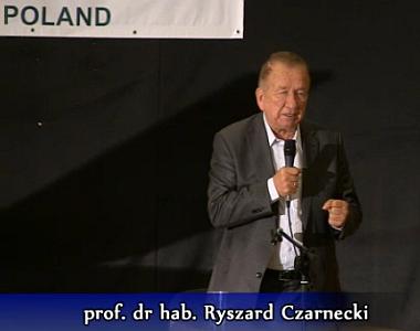 Prof. dr hab. Ryszard Czarnecki